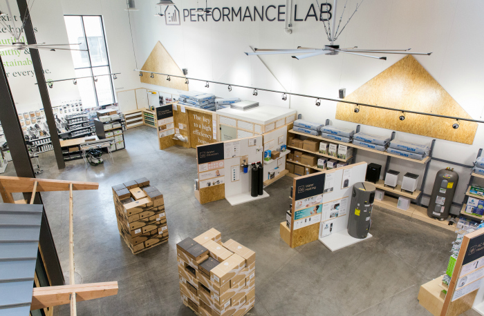 Sustainable Home Improvement Company Opens First Energy